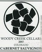 伍迪溪赤霞珠干红葡萄酒(Woody Creek Cellars Cabernet Sauvignon, Colorado, USA)