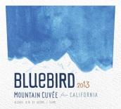 蓝鸟酒庄混酿干红葡萄酒(Bluebird Wines Mountain Cuvee, California, USA)