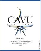 无限马尔贝克干红葡萄酒(CAVU Malbec,Walla Walla,USA)