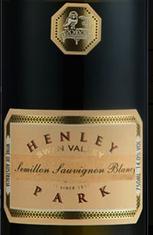 亨利园赛美蓉-长相思干白葡萄酒(Henley Park Semillon-Sauvignon Blanc,Swan Valley,Australia)