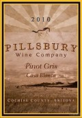 Pillsbury Wine Company Casa Blanca Pinot Gris,Arizona,USA