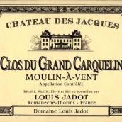 路易亚都雅克庄风车磨坊大加格琳园红葡萄酒(Louis Jadot Chateau des Jacques Moulin-a-Vent Clos du Grand ...)