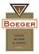 伯格尔麝香干红葡萄酒(Boeger Winery Muscat Canelli,El Dorado,USA)