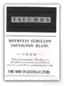 御兰堡赛美蓉-长相思贵腐甜白葡萄酒(Yalumba Botrytis Semillon-Sauvignon Blanc,Barossa Valley,...)