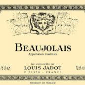 路易亚都博若莱红葡萄酒(Louis Jadot,Beaujolais,France)