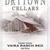 涸镇瓦瑞农场巴贝拉混酿干型红葡萄酒(Drytown Cellars Vaira Ranch Barbera Blend,Amador County,USA)
