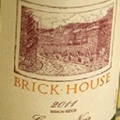 砖房佳美干红葡萄酒(Brick House Gamay Noir,Ribbon Ridge,USA)