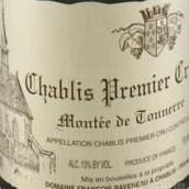 拉维利奥酒庄汤尼尔(夏布利一级园)干白葡萄酒(Domaine Francois Raveneau Montee de Tonnerre,Chablis Premier...)