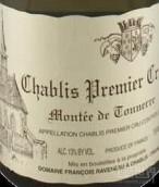 拉维利奥酒庄汤尼尔(夏布利一级园)干白葡萄酒(Domaine Francois Raveneau Montee de Tonnerre, Chablis Premier Cru, France)