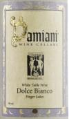 达米亚尼甜白葡萄酒(Damiani Dolce Bianco,Finger Lakes,USA)