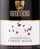 杰森酒庄黑皮诺红葡萄酒(Giesen Wines Pinot Noir, Marlborough, New Zealand)