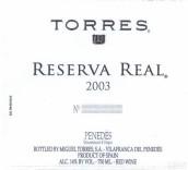 桃乐丝瑞欧珍藏红葡萄酒(Torres Reserva Real, Penedes, Spain)