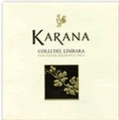 肯笛娜路亚科勒娜科林巴拉干红葡萄酒(Cantina Gallura Karana Colli del Limbara IGT,Sardinia,Italy)