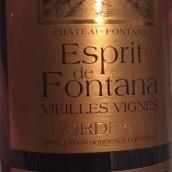 丰塔纳西拉干红葡萄酒(Chateau Fontana Syrah,Libournais,France)