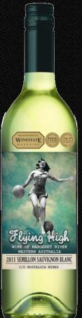 布莱恩展翅高飞赛美蓉-长相思白葡萄酒(Brygon Flying High Semillon Sauvignon Blanc,Margaret River,...)