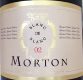 莫顿酒庄白中白起泡酒(Morton Estate Blanc de Blanc, Marlborough, New Zealand)
