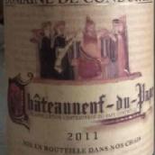 康德赛酒庄红葡萄酒(Domaine Condorcet,Chateauneuf-du-pape,France)