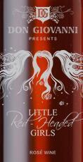 乔瓦尼酒庄小红帽女孩桃红葡萄酒(Don Giovanni Vineyards Little Red Headed Girls Rose,Antelope...)
