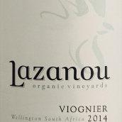 拉赞欧维欧尼干白葡萄酒(Lazanou Organic Vineyards Viognier,Paarl,South Africa)