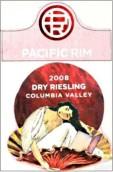 邦尼顿环太平洋干雷司令干白葡萄酒(Bonny Doon Vineyard Pacific Rim Dry Riesling,Columbia Valley...)