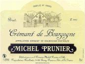 普诺尼父女酒庄起泡酒(Domaine Michel Prunier et Fille Cremant de Bourgogne,...)