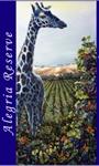 鸟与石永乐珍藏仙粉黛红葡萄酒(Birdstone Winery Alegria Reserve Zinfandel,California,USA)