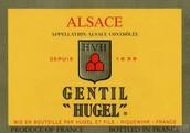 雨果父子让蒂尔干白葡萄酒(Hugel & Fils Gentil, Alsace, France)