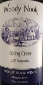 伍迪努克凯尔多格溪丹魄干红葡萄酒(Woody Nook Killdog Creek Tempranillo, Margaret River, Western Australia)