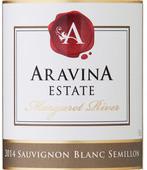 阿拉维纳长相思-赛美蓉干白葡萄酒(Aravina Estate Sauvignon Blanc-Semillon,Margaret River,...)