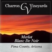查若梅洛白中黑起泡酒(Charron Vineyards Merlot Blanc de Noir,Arizona,USA)