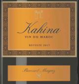 伯纳德玛格雷酒庄女巫干红葡萄酒(Bernard Magrez Kahina, Guerrouane, Morocco)