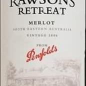 奔富洛神山庄梅洛干红葡萄酒(Penfolds Rawson's Retreat Merlot,Southeast Australia,...)