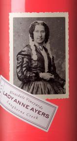 宝仕德安妮艾尔斯贵妇桃红葡萄酒(Bleasdale Lady Anne Ayers Rose,Langhorne Creek,Australia)