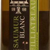 菲列托酒庄索米尔干白葡萄酒(Domaine Filliatreau Saumur Blanc,Loire,France)