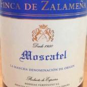 扎拉麦那麝香甜白葡萄酒(Finca de Zalamena Moscatel,La Mancha,Spain)