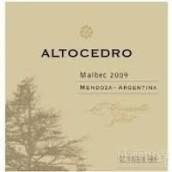 奥斯杜酒庄精选马尔贝克红葡萄酒(Altocedro 'La Consulta Select' Malbec,Mendoza,Argentina)