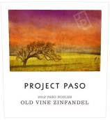 唐赛巴斯父子酒庄帕索计划老藤仙粉黛干红葡萄酒(Don Sebastiani&Sons Project Paso Old Vine Zinfandel,Paso ...)