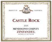 石堡仙粉黛干红葡萄酒(门多西诺县)(Castle Rock Winery Zinfandel,Mendocino County,USA)