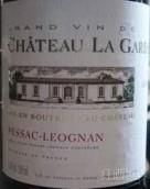 加特尔贝萨克雷奥良干红葡萄酒(Chateau la Garde,Pessac-Leognan,France)
