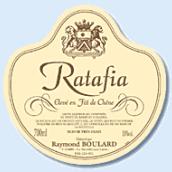 雷蒙布莱尔果酒(Raymond Boulard Ratafia,Champagne,France)