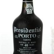 达西瓦总统40年茶色波特酒(C.Da Silva Presidential 40 Year Old Tawny Port,Portugal)