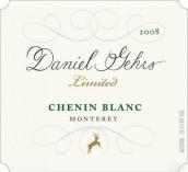 丹尼尔格尔斯限量版白诗南干白葡萄酒(Daniel Gehrs Limited Chenin Blanc, Monterey County, USA)