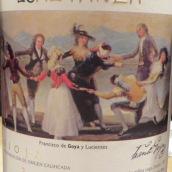 坦泽艺术家珍藏弗朗西斯科干红葡萄酒(Le Altanza Reserva Artistas Francisco de Goya,Rioja,Spain)