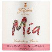 菲斯奈特蜜雅莫斯卡托桃红起泡酒(Freixenet Mia Moscato Pink Sparkling, Spain)