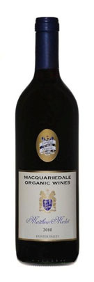 马卡利黛儿马修梅洛干红葡萄酒(Macquariedale Estate Matthew Merlot,Hunter Valley,Australia)