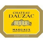 杜扎克城堡红葡萄酒(Chateau Dauzac,Margaux,France)