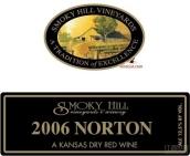 烟雾山酒庄诺顿干红葡萄酒(Smoky Hill Vineyards&Winery Norton,Kansas,USA)