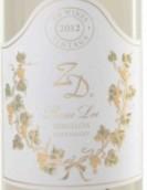 ZD罗莎李赛美蓉干红葡萄酒(ZD Wines Rosa Lee Semillon,Carneros,USA)