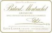 路易拉图巴塔蒙哈榭园干白葡萄酒(Louis Latour Batard-Montrachet, Puligny-Montrachet, France)