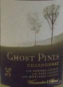 幽灵松酿酒师调和霞多丽干红葡萄酒(Ghost Pines 'Winemaker's Blend' Chardonnay, California, USA)